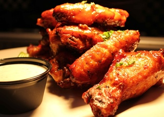 Chicken Wings at The West End