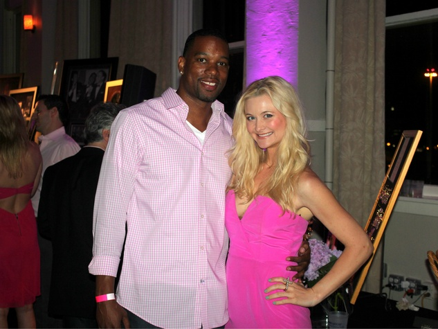 Henry Masters, Jessica Tigert, Pink Party, Susan G. Komen