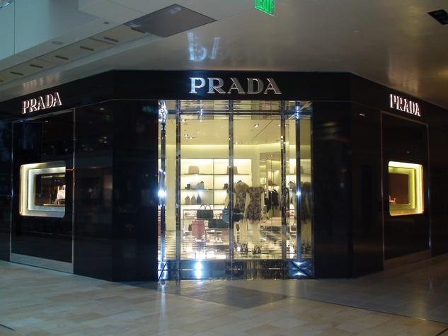 Prada Houston Galleria