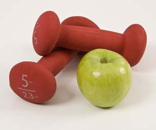 Workout apple