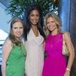 13 Luba Bigman, from left, Ursaline Hamilton and Stephanie Perkins at the Latin Womens Initiative May 2014