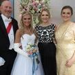 Debutante family Buddy, Olivia, Melissa and Amelia Lewis, DSOL Presentation Ball