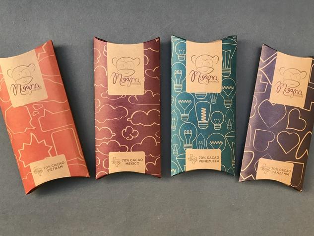 Mozna Chocolate bars