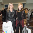 Cheryl Powell, left, and Michelle Mauzy at the Nutcracker Market Saks luncheon and fashion show November 2014
