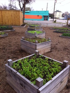 """Edible Earth Resources Class: """"Build-A-Bed: How to build a raised vegetable garden from scratch"""""""