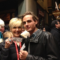 Sundance Film Festival, Jerri Moore, Chris Pinkalla, January 2013