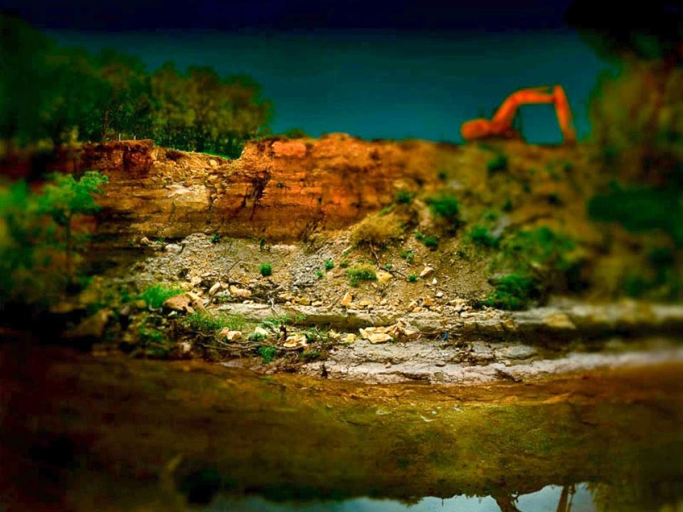 News_FotoFest 2010_Steven Thomson_Cliff_Beau Comeaux_print