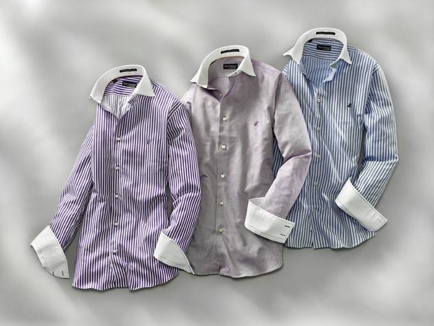 Edo Popken button-down shirts