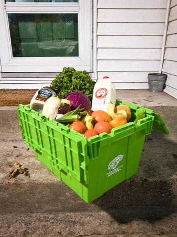 Austin Photo Set: News_Tavaner Sullivan_food prenuers_Nov 2011_greenling box