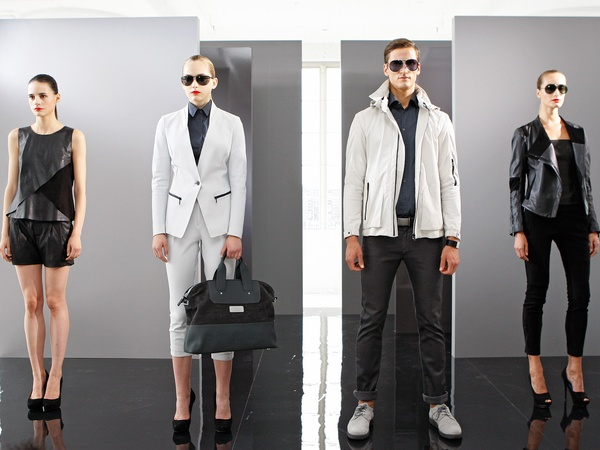 Clifford, Porsche Design, Fashion Week spring 2013, September 2012, female models, male models