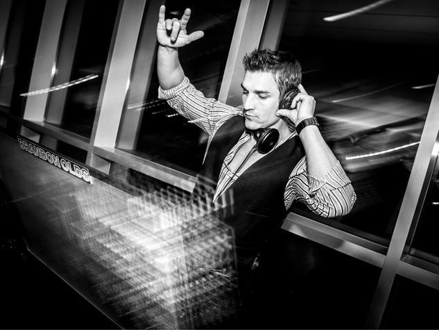 DJ Brandon Olds, Renaissance Hotel Opening