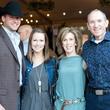Brandon & Jennifer Pogue, Carolyn & David Brooks, ManeGait 2014