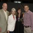 Bob McNair, Janice McNair, Kimberly Keenum, Case Keenum, Impact a Hero Gala