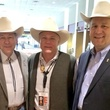 Go Texan Day February 2014 Rodeo officials