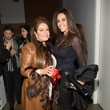162 Irma Brindis, left, and Raquel Vazquez at the Vault Light as Air fashion show January 2015
