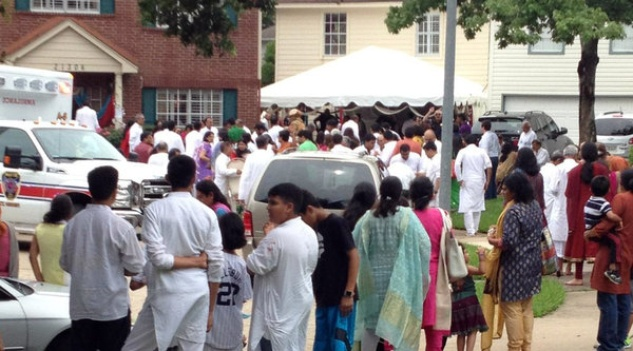 Garage Collapse in Katy During Religious Celebration