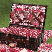 Kim Seybert picnic basket