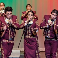 Mariachi High, June 2012, Mariachi Halcon from Zapata High School, singers
