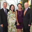 Holocaust Museum Courage Award Dinner, May 2015, Albert and Dr. Anne Chao, Albert Chao, Y. Ping Sun, David Leebron