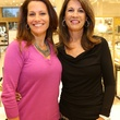 Shannon Parker, left, and Jane Parker at Neiman Marcus' Stiletto Strut