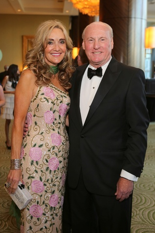 Symphony Ball, May 2015, Jana and Scotty Arnoldy