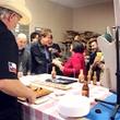 Moniker Guitars Texas BBQ Party December 2014 - Black's Barbecue