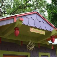 Austin Funky Chicken Coop Tour