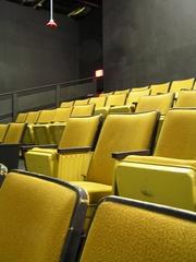 Austin Photo: Places_Arts_Salvage_Vanguard_Theatre_Interior
