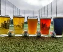 Topgolf beer