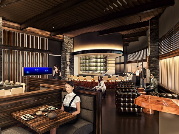 Houston gets a new restaurant with nobu power foodie