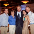 Abe Studer, Chalmers Ward, Peter Hillary, Kay Lunceford, Gene Lunceford, 2013 Dallas Spring Party