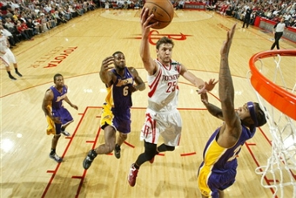 Chandler Parsons Lakers