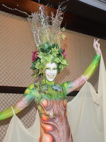 Spring Model at the JDRF Gala April 2014