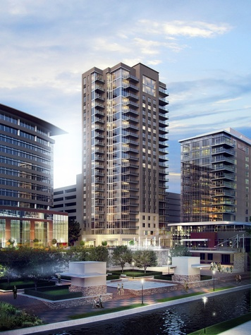 Trevisio luxury tower in Woodlands