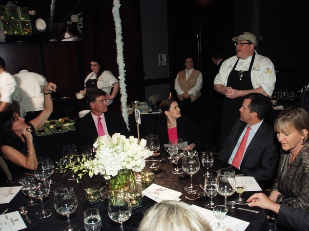 101 Jonathon Jones of Hotel ZaZa at the Bon Vivant Dinner January 2014