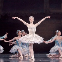 Houston Ballet's Journey With the Masters program Sara Webb and Artists of Houston Ballet