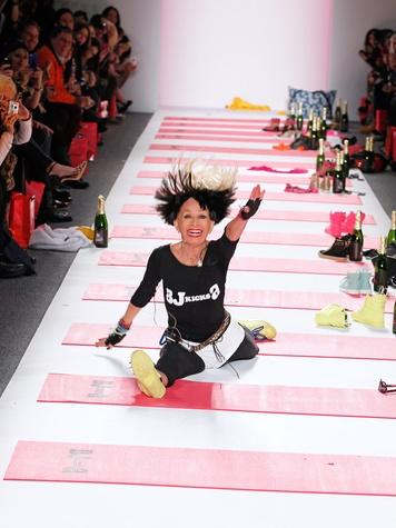 Fashion Week fall 2013, Betsey Johnson