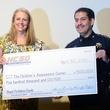 News, Shelby, Children's Assessment Center luncheon, May 2015, Elaine Stolte, Sheriff Adrian Garcia