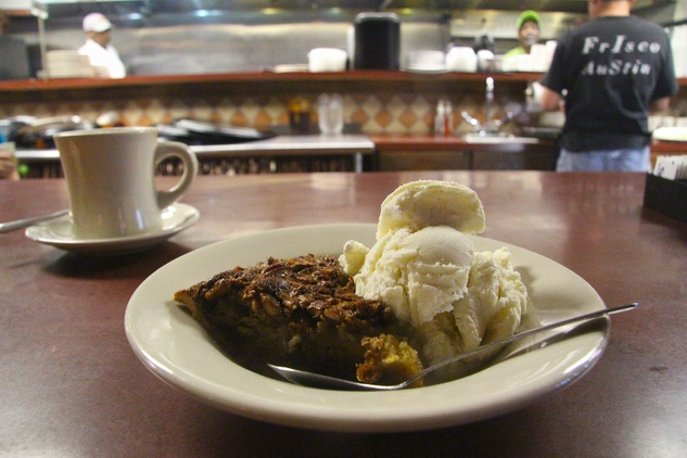 Frisco Shop Pecan Pie