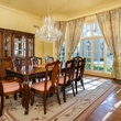 Dining room at 10770 Inwood Rd. in Dallas