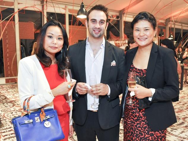 018, Hermes festival, October 2012, Denka Wangdi, Gil Coelho, Joy Wangdi