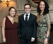 Inprint Poets & Writers Gala 2018: readers Aja Gabel, Conor Bracken, Adrienne Perry
