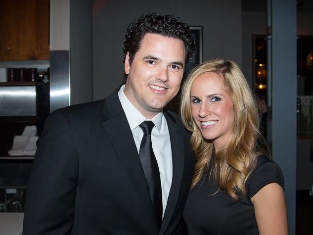 David Snyder, Rebecca Daldin, 10th anniversary, candleroom