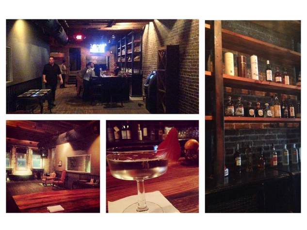 Barringer Bar collage
