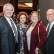 Wade and Laurie Phillips, from left, and Trish and Buddy Hagner at the Bush Wine Dinner November 2014
