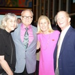 23 267- Kathy Foster, from left, Bill Jones and Bonner and George Ball at the Casa de Esperanza benefit April 2014