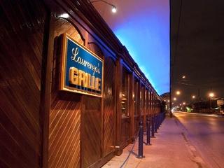 News_Sarah_Restaurant Roundup_Jan. 2010_Laurenzo's Grille_exterior_night_sign