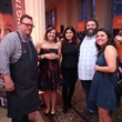Taste of the Nation, 9/16, Chris Shepherd, XXX, Marcy de Luna, Eric Sandler, Stef Shapir