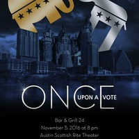 Austin Young Lawyers Association presents Celebrate Bar & Grill 24: Once Upon a Vote