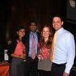 Houston, Friends of Depelchin Back to School Happy Hour, August 2015, Aditi Nayar, Rishabh Godha, Amy Hargis, David Hargis
